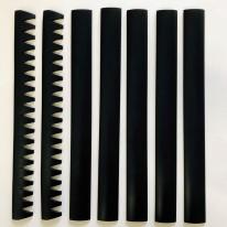 カット済スリ傷アンダープロテクター(ブラック)の写真